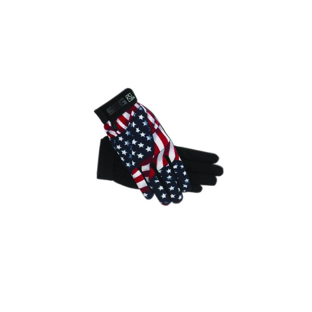 SSG Men's All Weather Gloves - Stars & Stripes