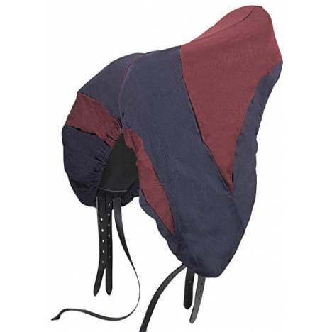 Roma Two Tone Dressage Saddle Cover