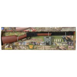 Gift Corral Winchester Rifle with Light and Sound