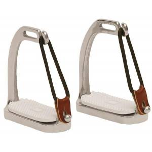 Korsteel Peacock Fillis Knife Edge Stirrup Irons
