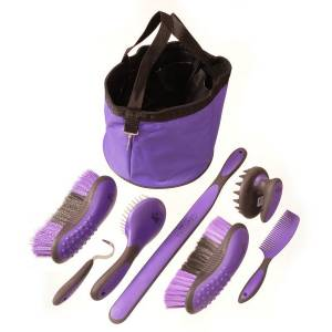 8 Pc Great Grip Grooming Pkg