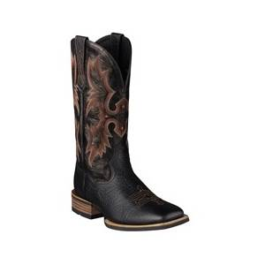 Ariat Tombstone Western Boots - Mens - Black