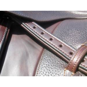 Nunn Finer Padded Nylon Contoured Stirrup Leathers