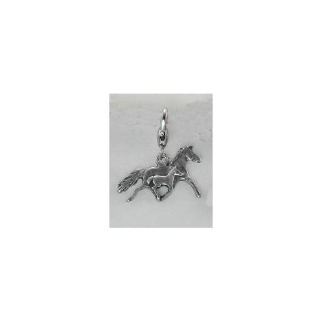 Barbary Mare & Foal Charm