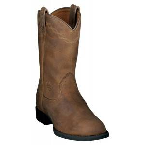 Ariat Heritage Roper - Ladies - Distressed Brown