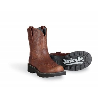 Ariat  Fatbaby Saddle - Russet Rebel