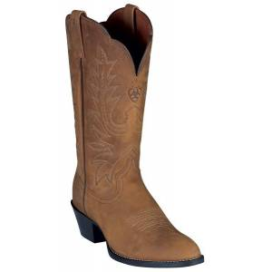 Ariat Heritage R Toe - Ladies - Distressed Brown