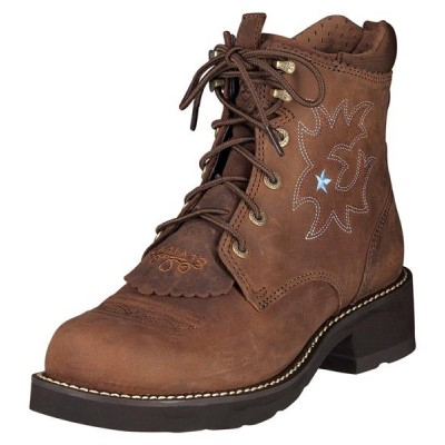 Ariat Ladies Driftwood ProBaby Lacer Boots