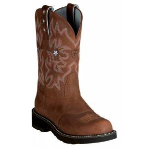 Ariat Probaby Boots - Ladies - Driftwood Brown