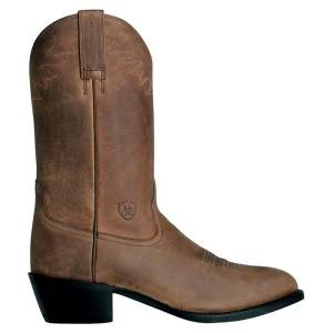 Ariat Sedona Western Boots - Mens -Distressed Brown