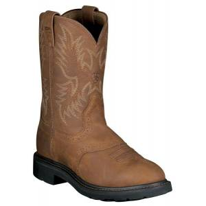 Ariat Mens Sierra Saddle - Mens - Aged Bark