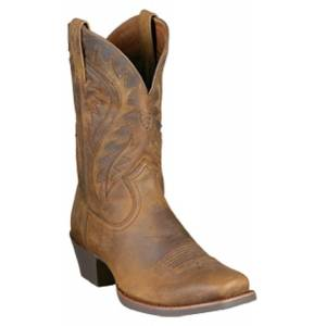 Ariat Legend Western Boot - Mens - Toasty Brown