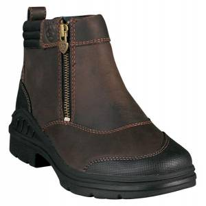 Ariat Ladies Barn Yard Side Zip Boots