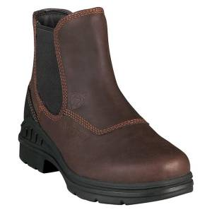 Ariat Ladies Barn Yard Twn Gore H20 Boots