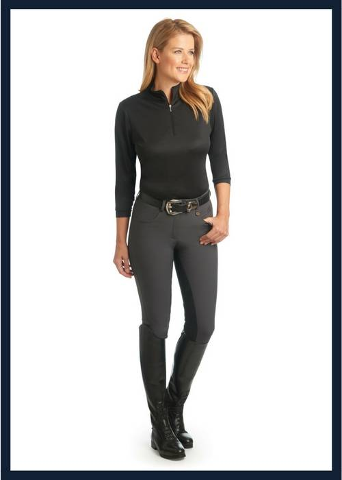 The Ovation Aqua X Full Seat Breeches