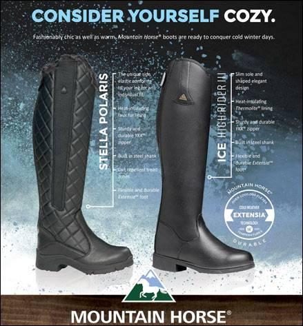 Mountain Horse Winter Boots