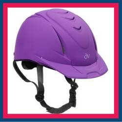 The Ovation Deluxe Schooler Helmet