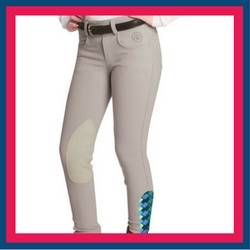 The Ovation Endura Front Zip Breech