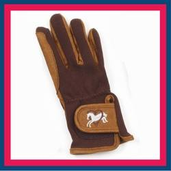 Ovation Heart & Horse Gloves