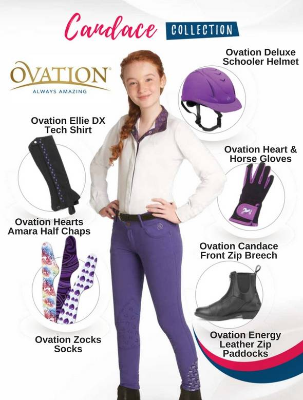 The Ovation Candace Collection