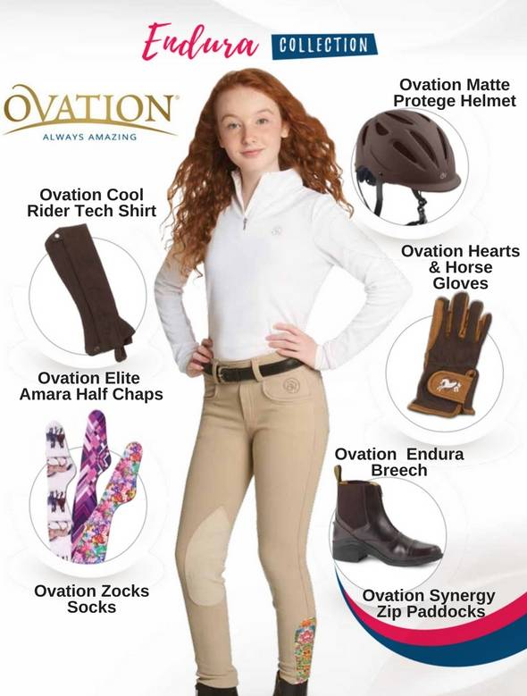 The Ovation Endura Collection