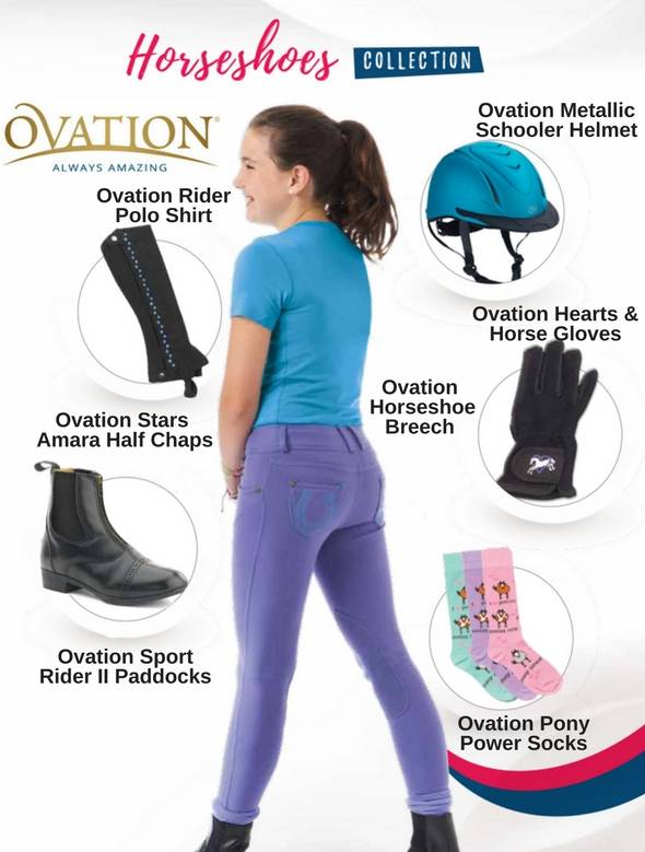 The Ovation Horseshoes Collection