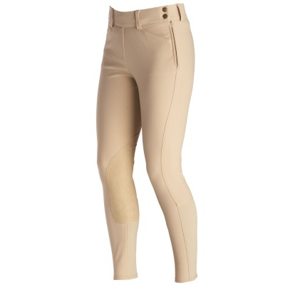 Ariat Ladies Oympia Side Zip Riding Breeches