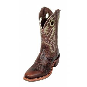 Ariat Mens Thunder Bown Heritage Roughtstock Western Boots