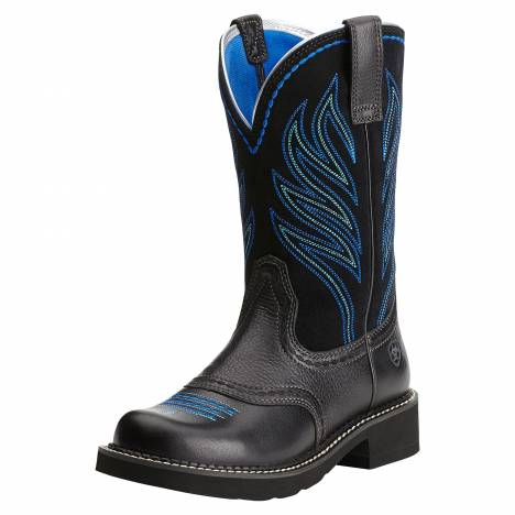 Ariat Probaby Flame Boots - Ladies, Black