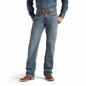Ariat M2 Relaxed Denim Jeans - Mens, Smokestack