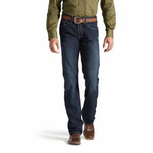 Ariat M5 Straight Denim Jeans - Mens, Roadhouse