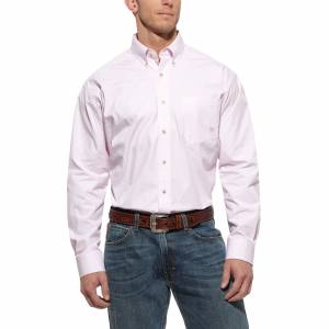 Ariat Balin Performance Shirt - Mens, Pink