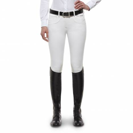 Ariat Olympia Euro Seat Breeches - Ladies, White