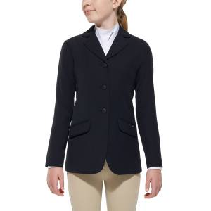 Ariat Heritage Show Coat - Girls, Navy