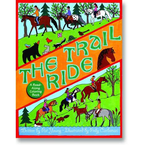 Kelley Trail Ride Color Book