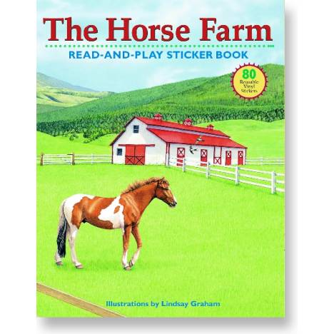 Kelley Horse Farm Sticker Book