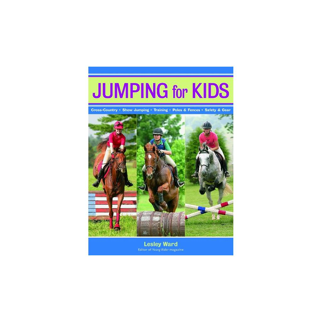 Jumping for Kids by Leslie Ward