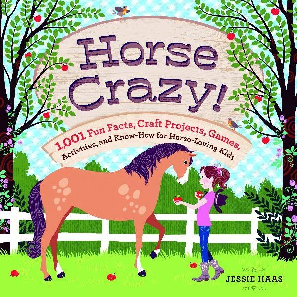 Horse Crazy Activity Book