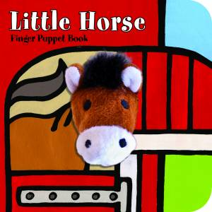 Kelley Little Horse Finger Puppet Book