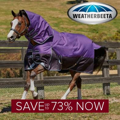 Save up to 73% on Weatherbeeta Clearance