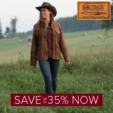Save 20% on Outback Trading Company