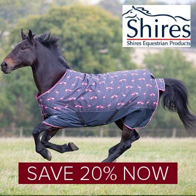 Save 20% on Shires Equestrian