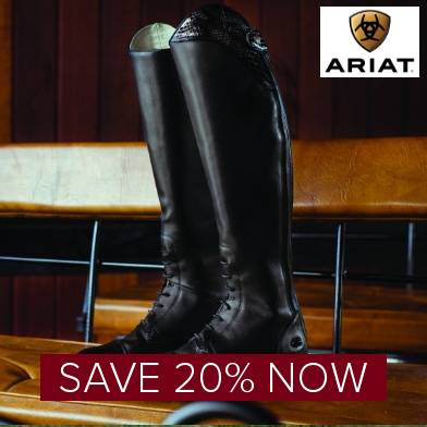 Save 20% on Ariat