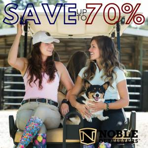 Save up to 70% on Noble Outfitters