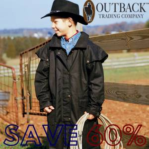 Save up to 60% on Outback Trading Company Clearance