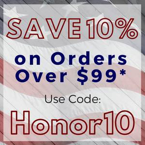 Save 10% on Orders Over $99