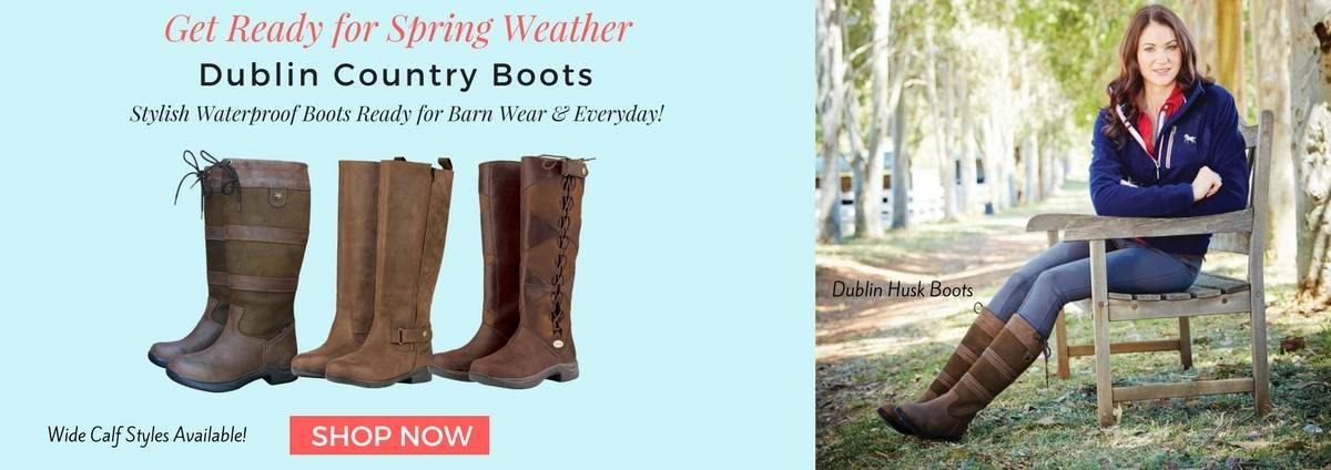 Shop Dublin Country Boots