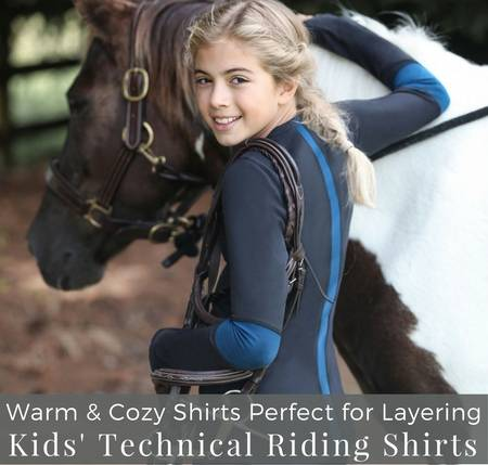 Kids' Technical Shirts