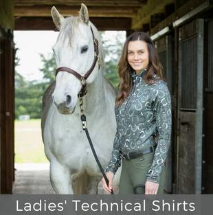 Ladies' Tech Shirts