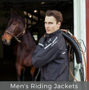 Men's Riding Jackets